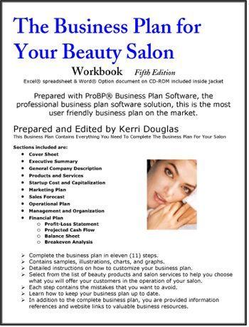 beauty salon description sample