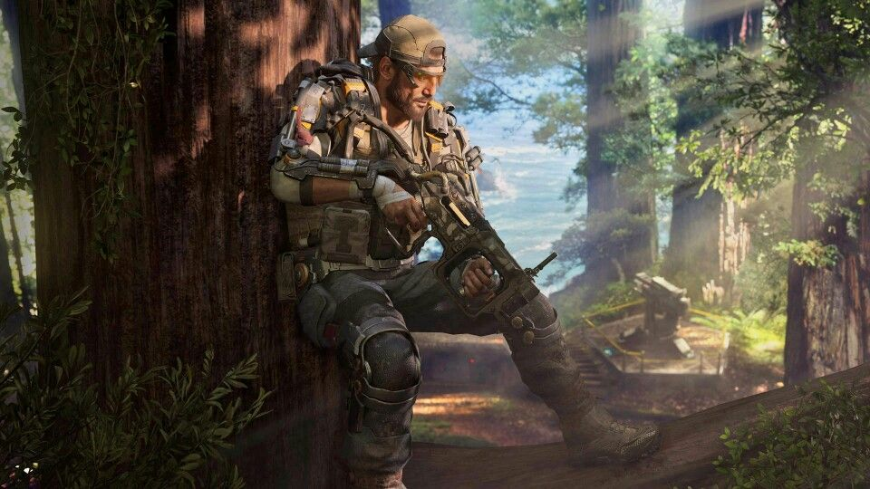 Call Of Duty Black Ops 3 Specialist Nomad Wallpaper