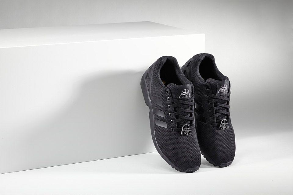 "competitive price 0e21a 1e6b6 adidas Originals Unveils ""mi Star Wars"" ZX Flux"
