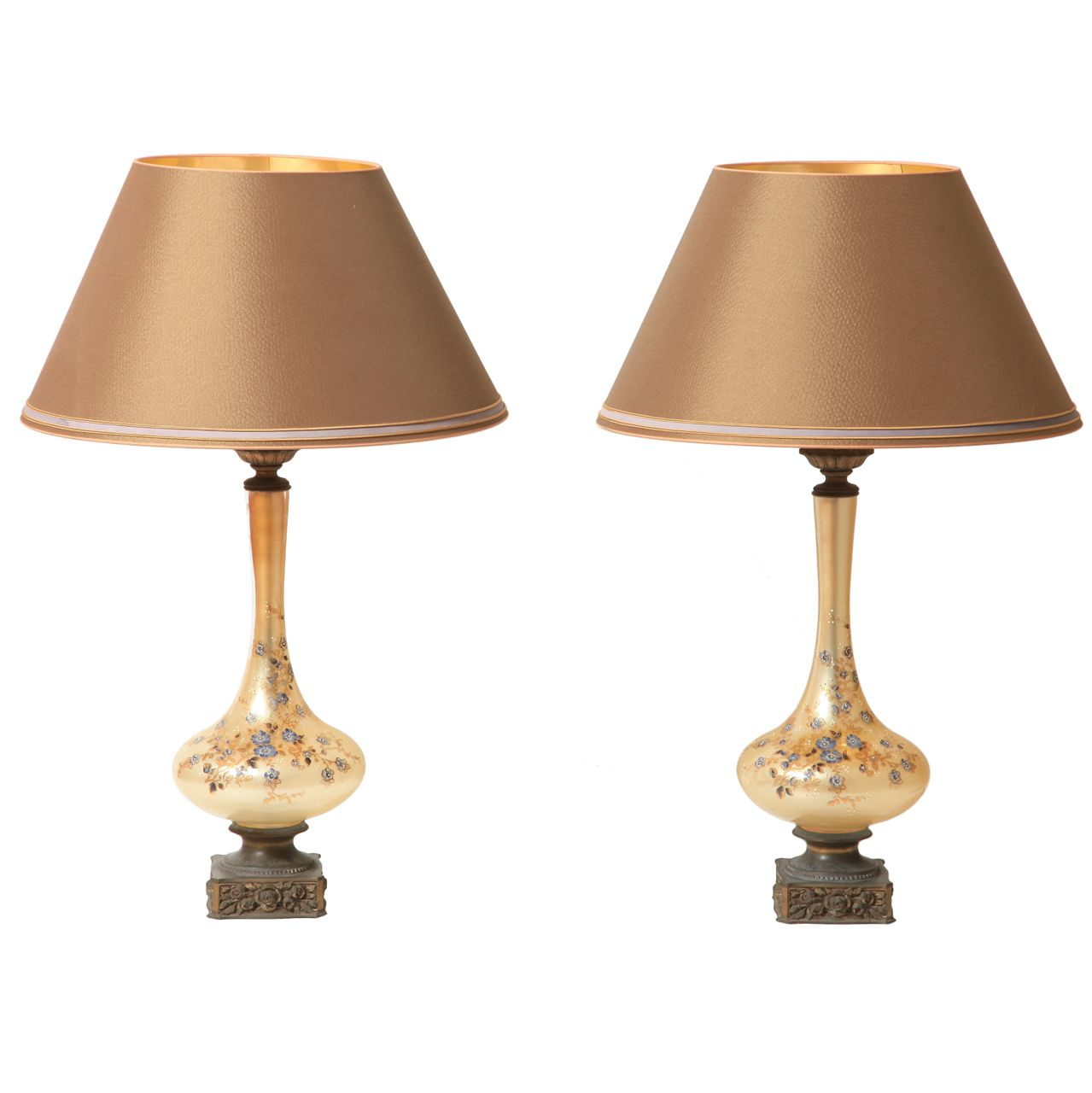 1stdibs Com Pair Of 1930s Lamps Lamp Vintage Table Lamp Contemporary Lamps