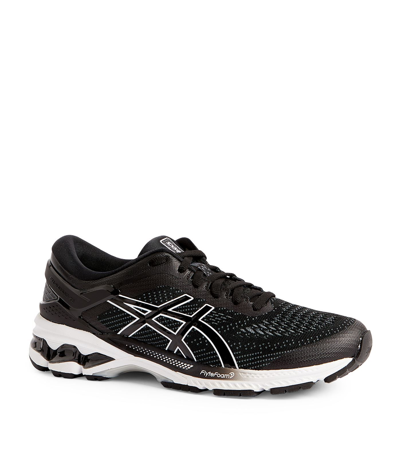 Gel- Kayano 26 Trainers in 2020 | Asics, Black asics, Asics ...