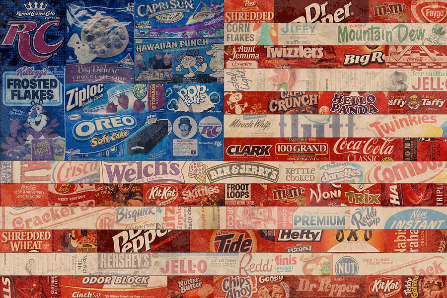 These Are American Made Companies These Companies Show The Accomplishments The United States Has Had And Just Some Of The Items American Flag Art Flag Art Art