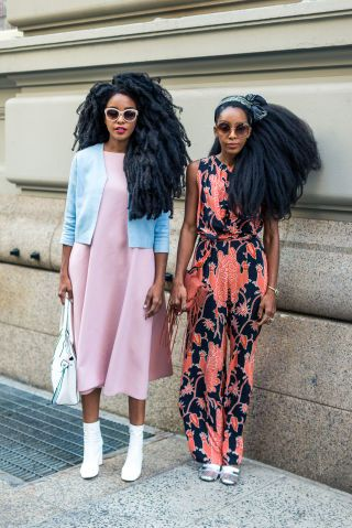81 street style photos from New York Fashion Week:
