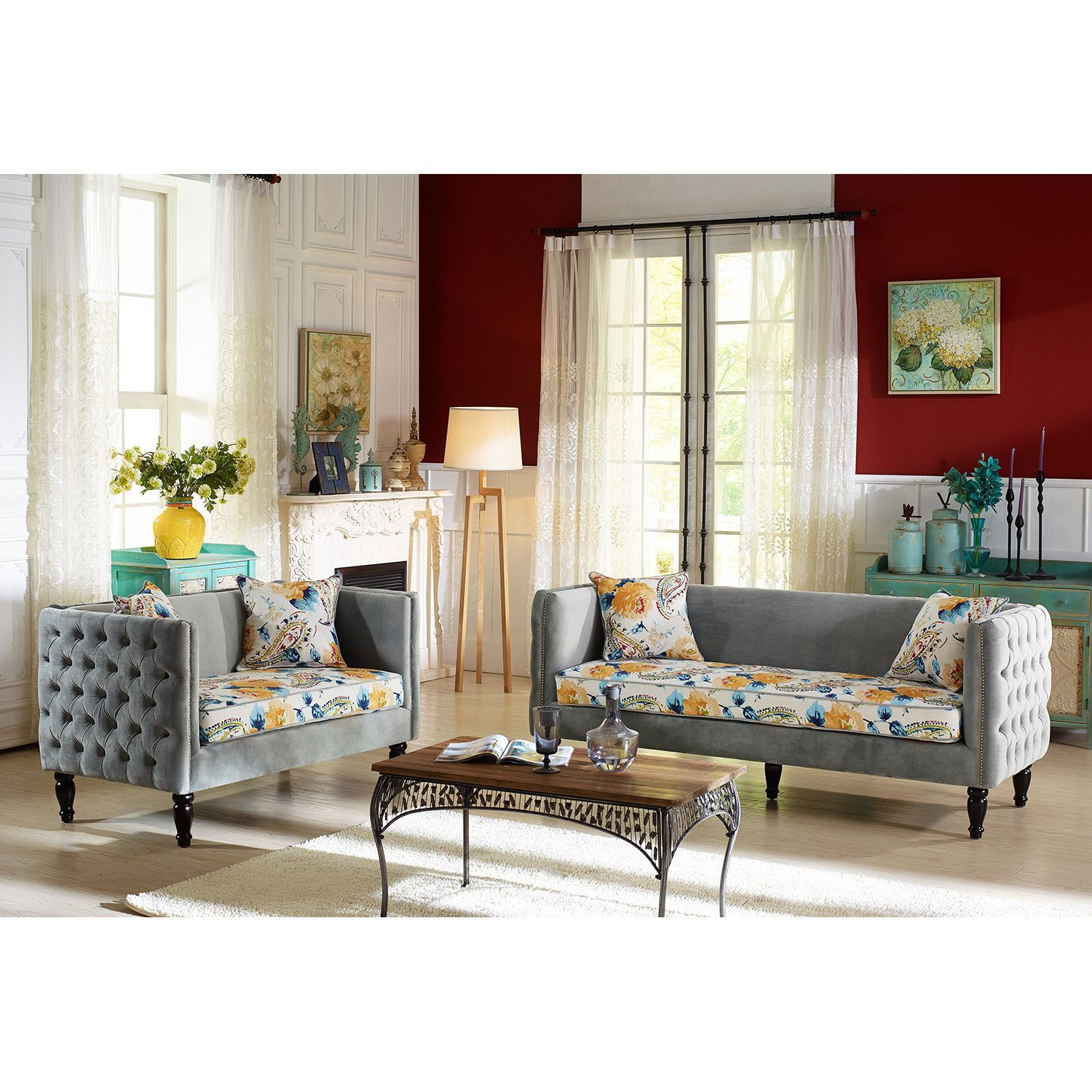 plum sofa loveseat tuck and protectors with p premier flaps furniture puff protector