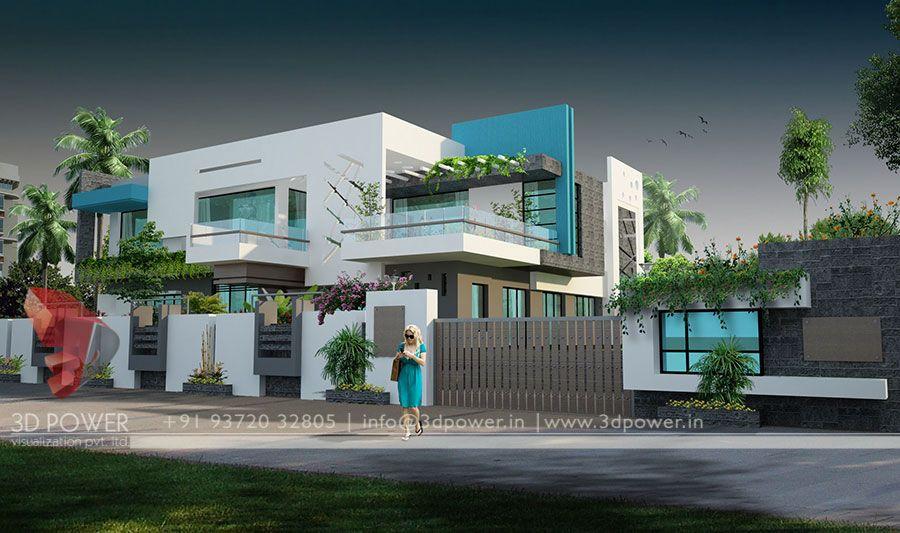 Boundary walls ultra modern homes house elevation wall design also pin by ramandeep sidhu on gallery rh pinterest