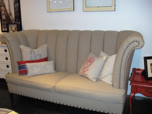Fine High Back Sofa On Sale Now French Country Decor French Pdpeps Interior Chair Design Pdpepsorg