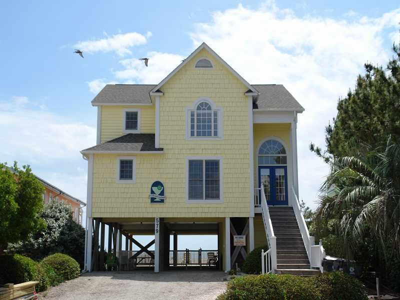 Holden beach nc it 39 s 5 o 39 clo ck somewhere 579 a 4 - 4 bedroom cabins in north carolina ...