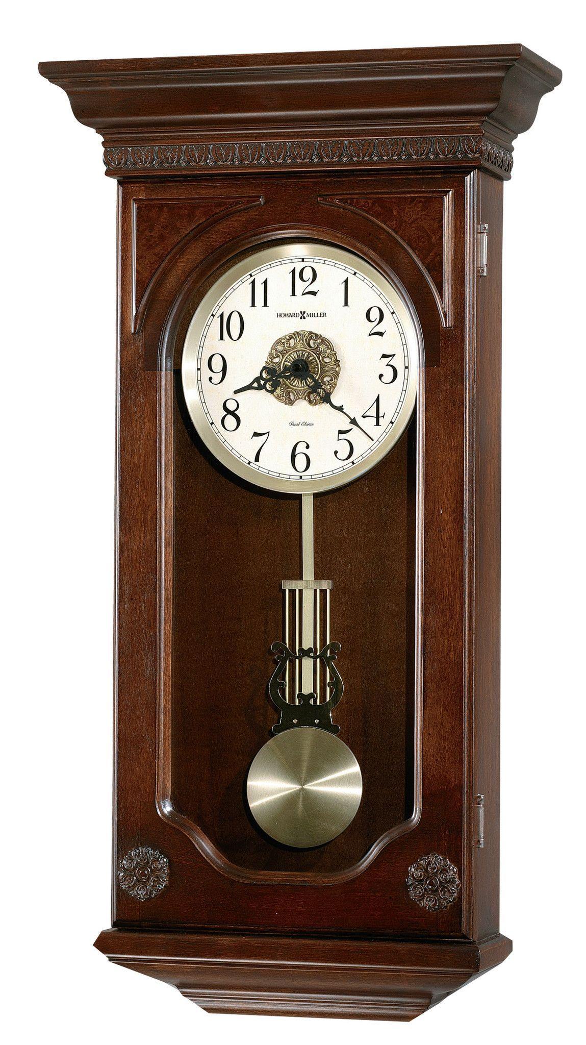 Jasmine Wall Clock Wall Clock Wall Clock Classic Craftsman Wall Clocks