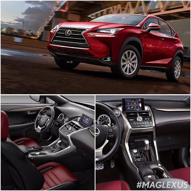 1st Place: Lexus NX F SPORT... Shifts are quick and smooth with great gearing; you ride a continuous surge of torque. -- Motor Trend Magazine, 2015 Luxury Compact Crossover Comparison #LexusNX #winning #luxury #crossover #NorCal #Lexus #NX #LexusBoys #L
