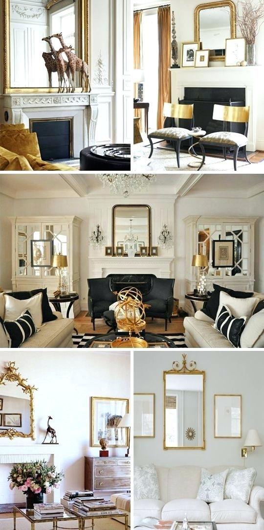 Wei und gold wohnkultur gl nzend schwarz und gold for Dekoration wohnzimmer schwarz