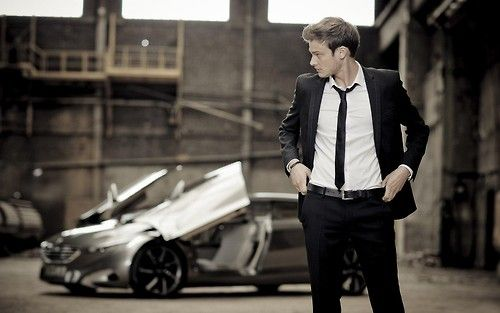 Fashion Luxury Man Men Car Classy Clothing Menswear Suit Tie