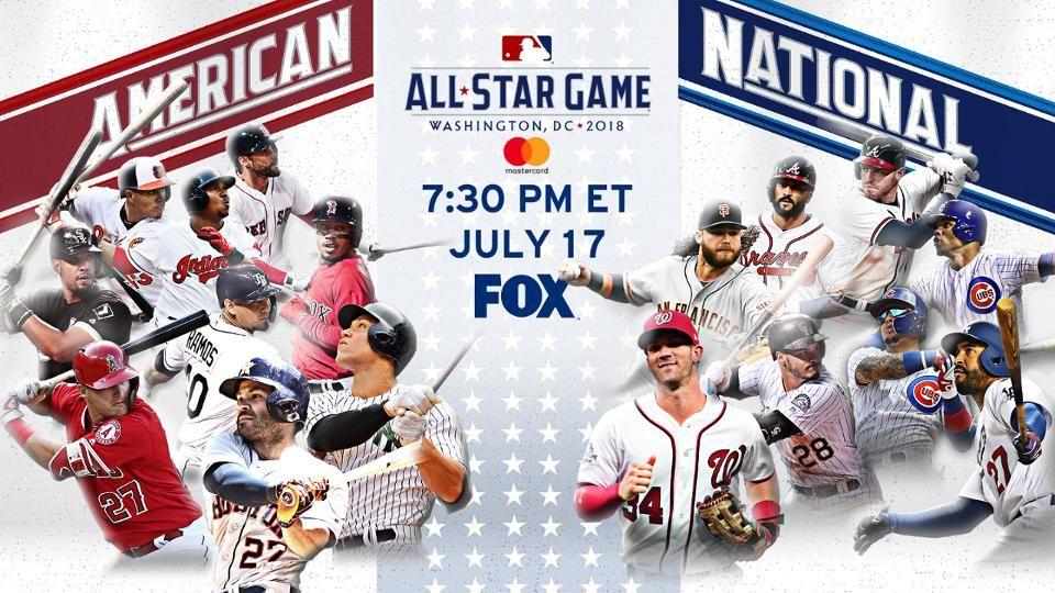 f6544fa7e Programming Insider: Players Announced Major League Baseball's 89th  All-Star Game