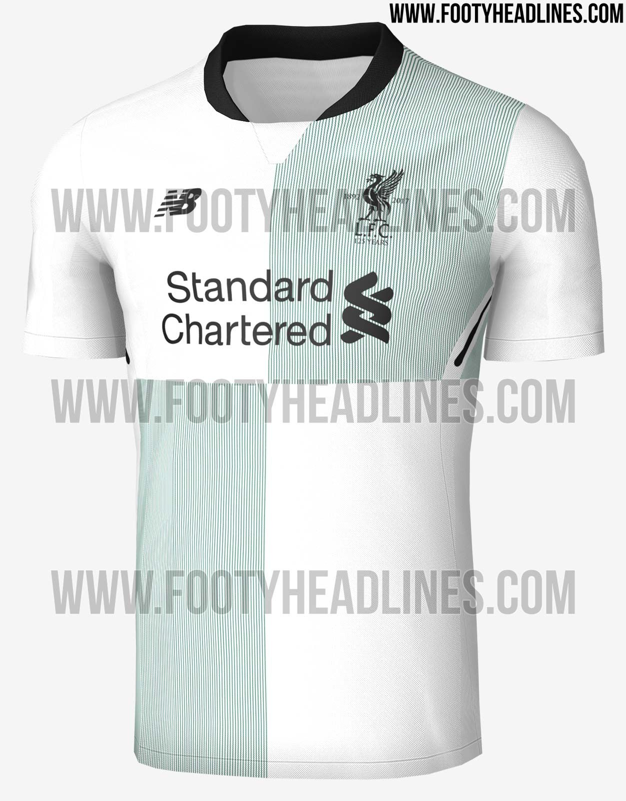9c51147e2 The Liverpool 17-18 away kit introduces a 1990s-inspired look to celebrate  the