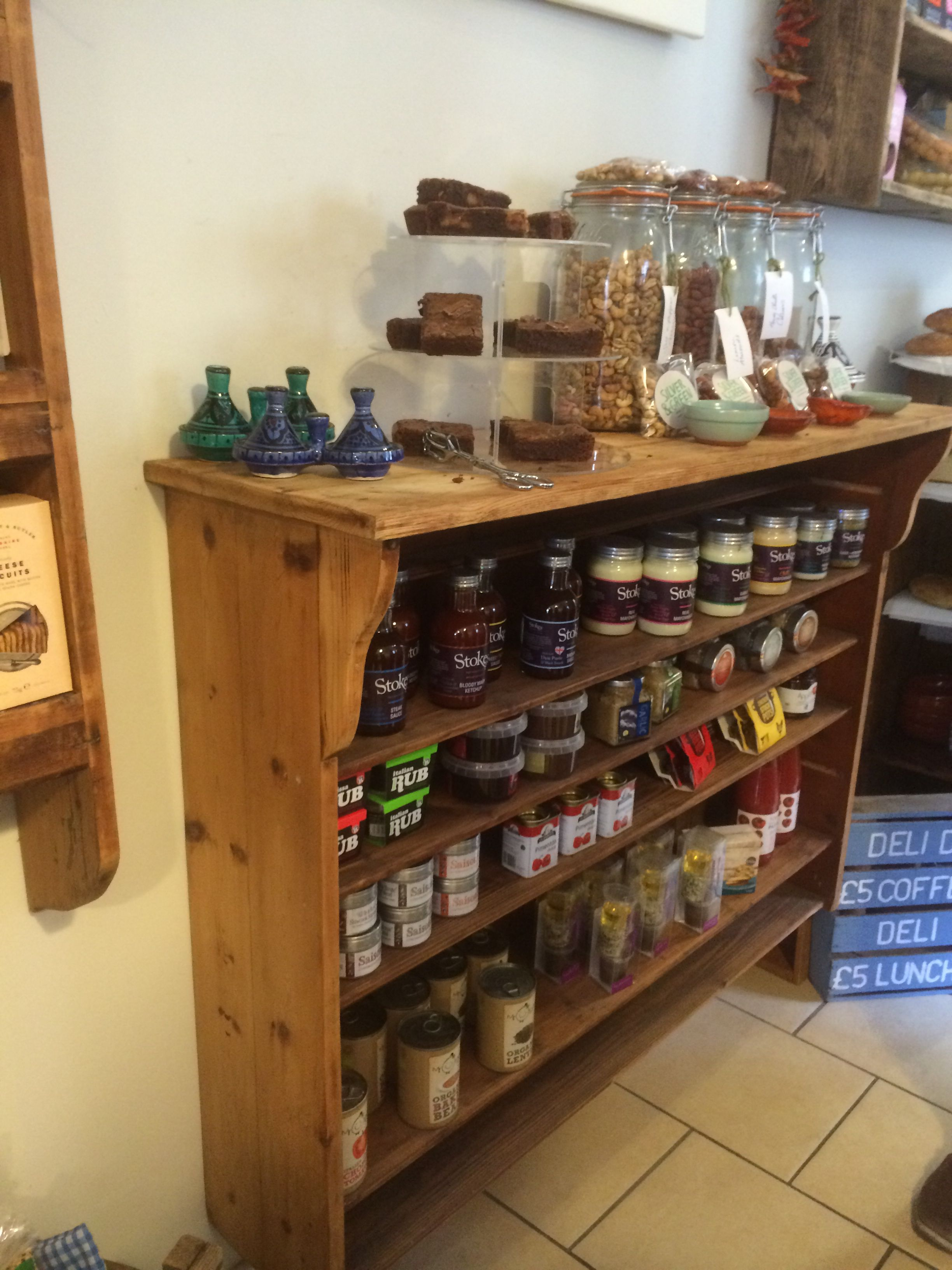 Stamford Delicatessen - Stamford - Food - Visual Merchandising - Visual…