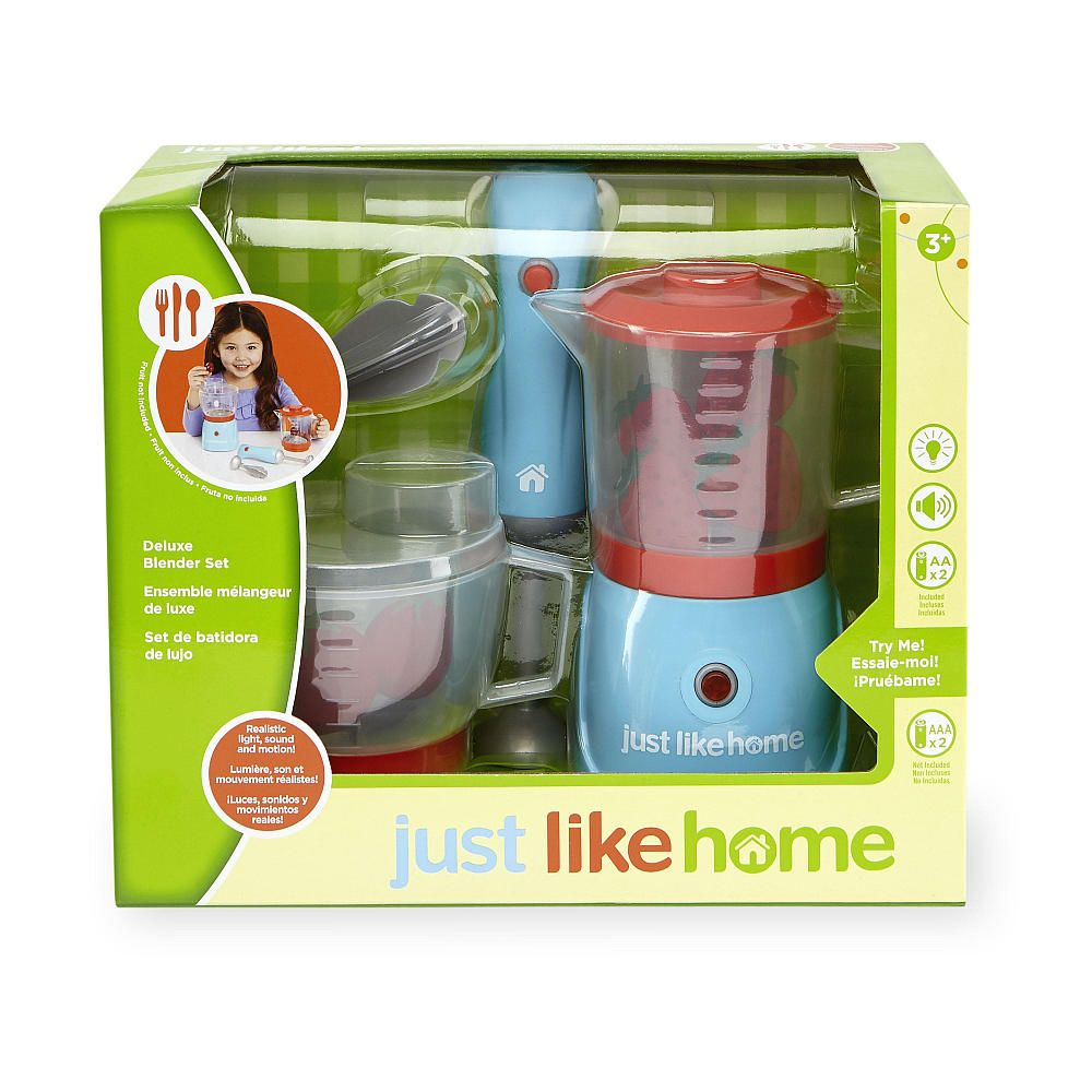 Babies R Us Pickering 16 99 Just Like Home Deluxe Blender Set Toys R Us Ho Ho
