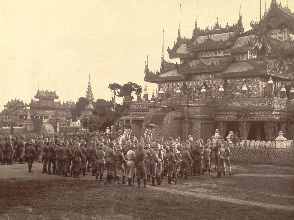 Republic of the Union of Myanmar (สาธารณรัฐแห่งสหภาพพม่า