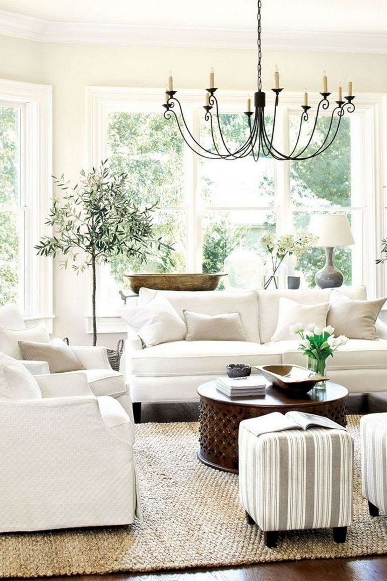 29+ Beautiful French Style Living Room Design Ideas That Every People Must See It images