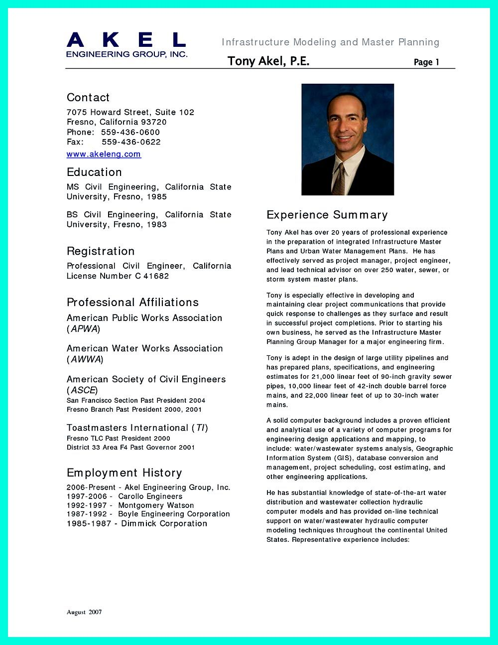 Civil Engineering Resume Examples | Mechanical Engineering Resume Example More Examples Ideas There Are