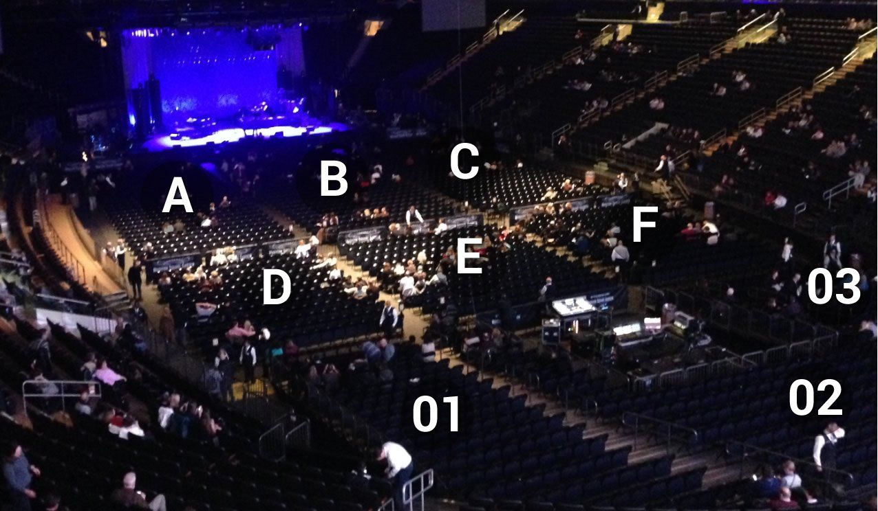 Madison Square Garden Concert Floor Seating Chart In 2020 Madison Square Garden Madison Square Seating Charts