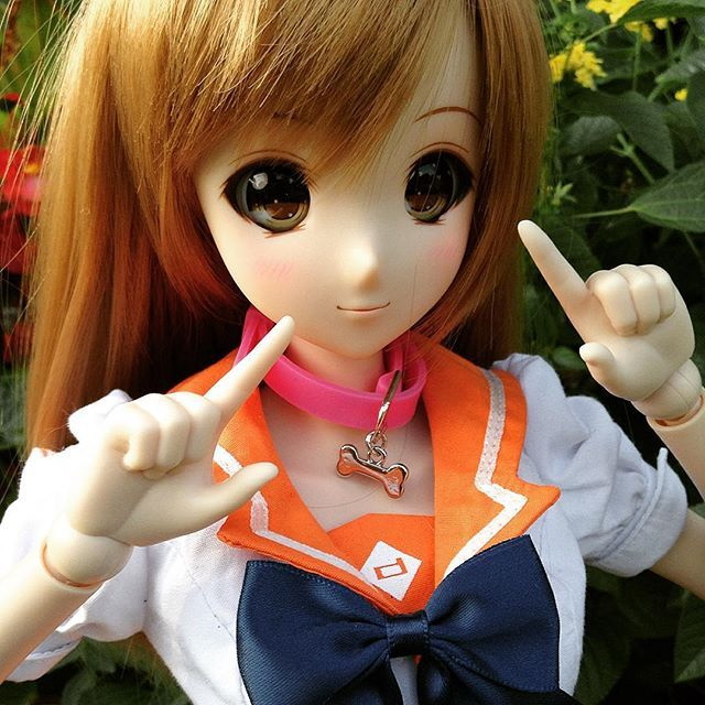 Mirai Suenaga Smart Doll by hmikuchi