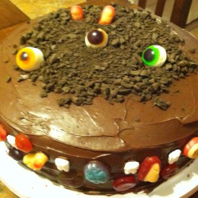 Pin by cynthia williams on Halloween Pinterest - halloween birthday cake ideas