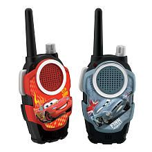 Disney Pixar Cars 2 - 2 Walkie Talkies - McQueen and McMissle