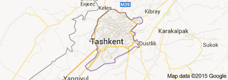 The Absolute Location Of Tashkent Uzbekistan Is N - Jerusalem absolute location