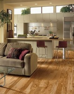 Bruce Westchester Plank Hickory 3 1 4 Country Natural 6 42 Sqft