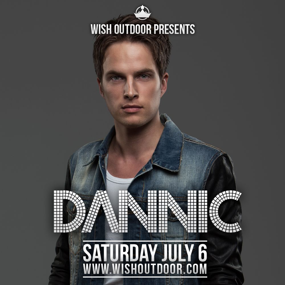 Dannic @ WiSH Outdoor 2013