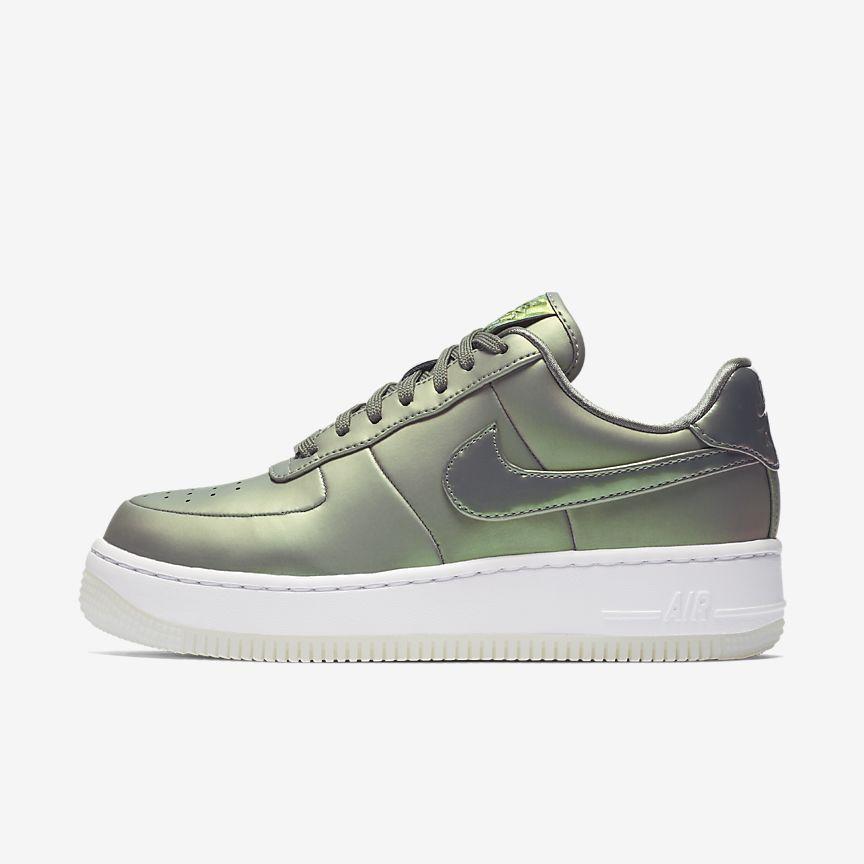 Nike Air Force Uppaso 1 Uppaso Force Premium Lx Zapato De Las Mujeres Jan Sch 53b5c8