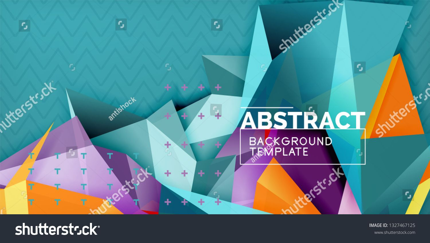 Color Geometric Abstract Background Minimal Abstraction Design