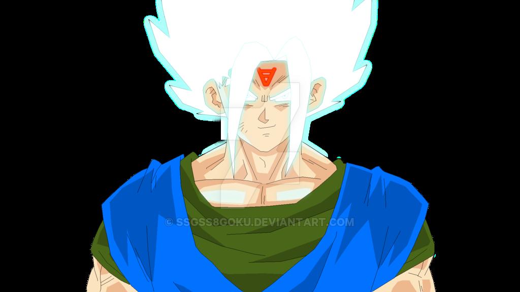 Ssj White Omni God Goku Dragon Ball Xyz By Ssgss8goku Dragon Ball Goku Dragon