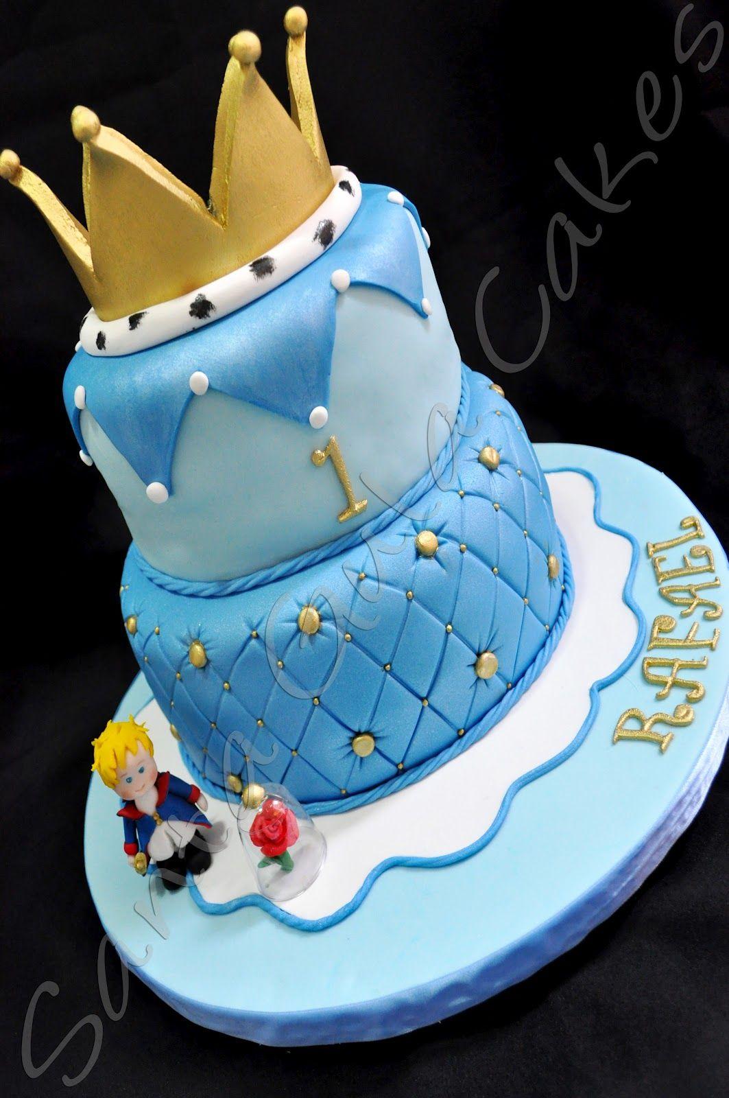 Decoracao fazendinha luxo bolo falso ccs decoracoes eventos car - Bolo Pequeno Principe Coroa