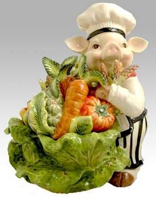 I want to ~own~ this Pig Chef, but it's too expensive... so I ~pinned~ it instead!