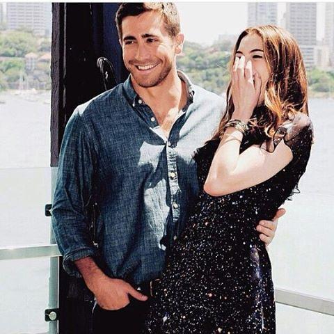 Jake Gyllenhaal Anne Hathaway Jake Gyllenhaal Jake Gyllenhaal