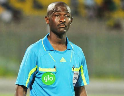 Ghanaian referee gets life ban for World Cup qualifier match-fixing