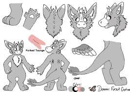 Image result for dutch angel dragon template | Fur Suit info ...