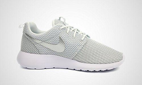 Sofisticado Agente Acuerdo  Nike Roshe One, Damen Sneakers, Weiß (White/Metallic Platinum), 38 EU (4.5  Damen UK) | Nike, Sneaker stores, Nike roshe