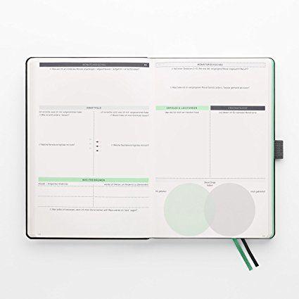 klarheit 2 life coach kalender der a5 organizer f r mehr struktur und fokus im alltag. Black Bedroom Furniture Sets. Home Design Ideas