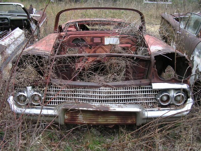 Classic Cars Rotting Rotting Away Impala Fest Page 325