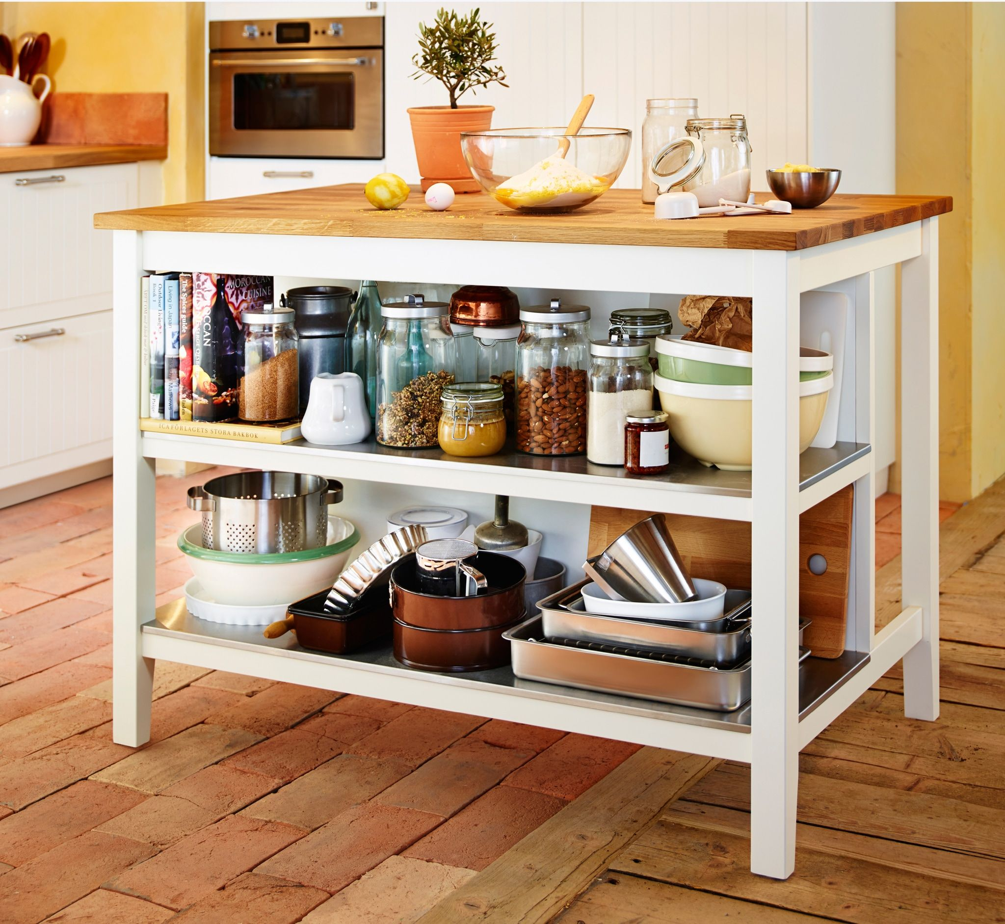 Kitchen organisation ideas for a well planned kitchen ...