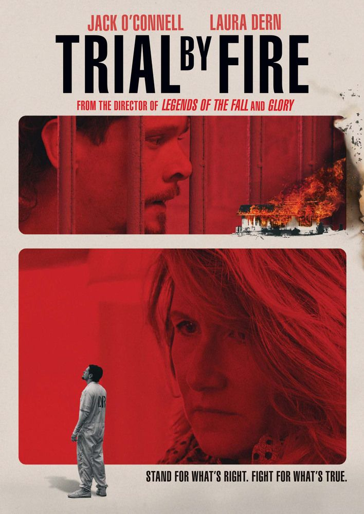 Trial By Fire Dvd 2018 Best Buy Fire Movie Cool Things To Buy Laura Dern