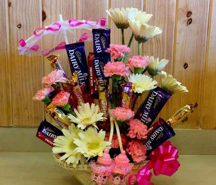 Order flower bouquet delivery online in Delhi via best florist in ...