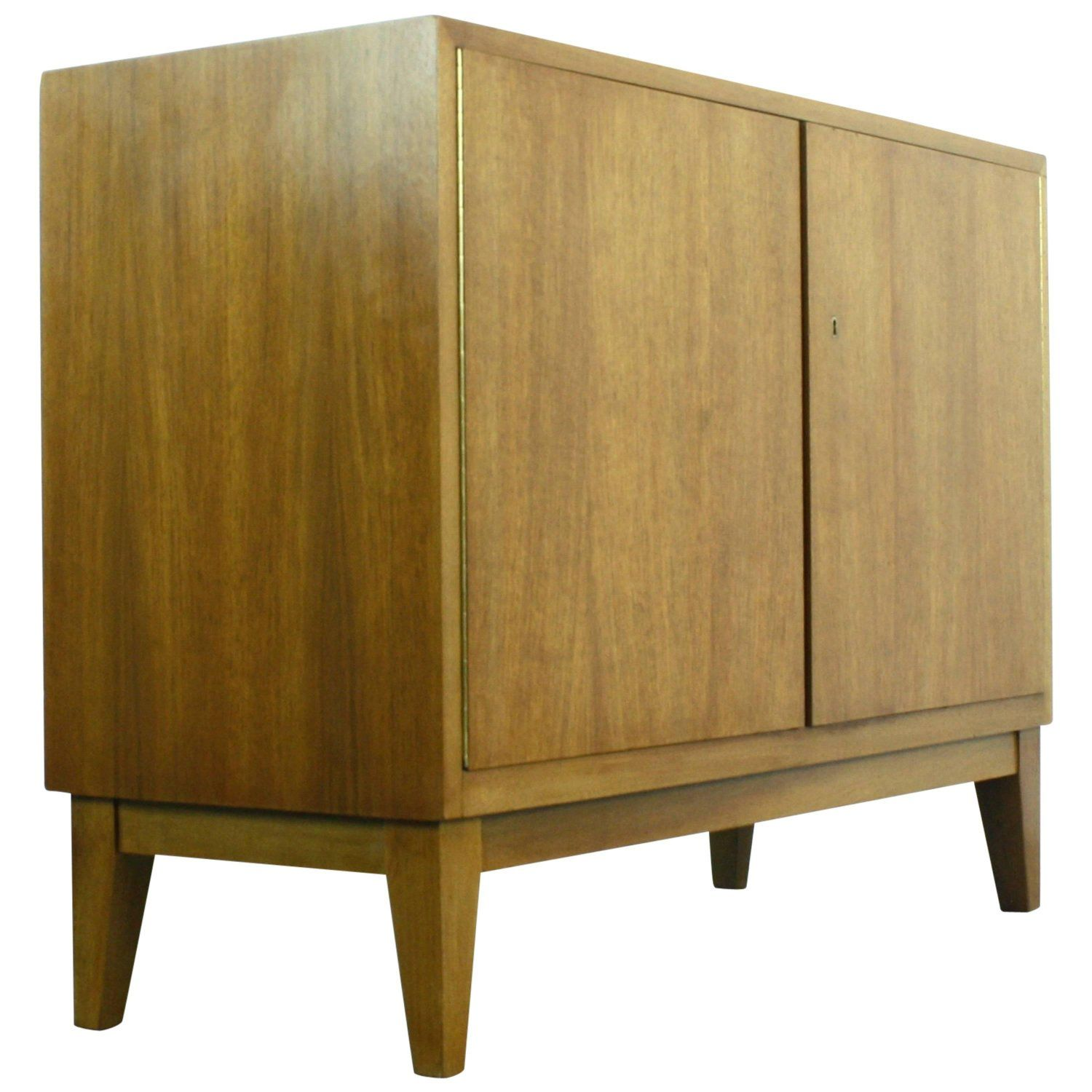 Vintage Mid Century Credenza in Beech Made by WK Mobel ...