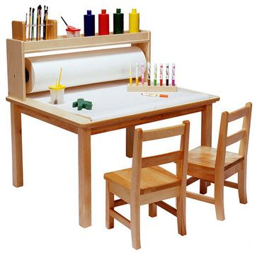Arts And Crafts Table Modern Kids Tables Wayfair