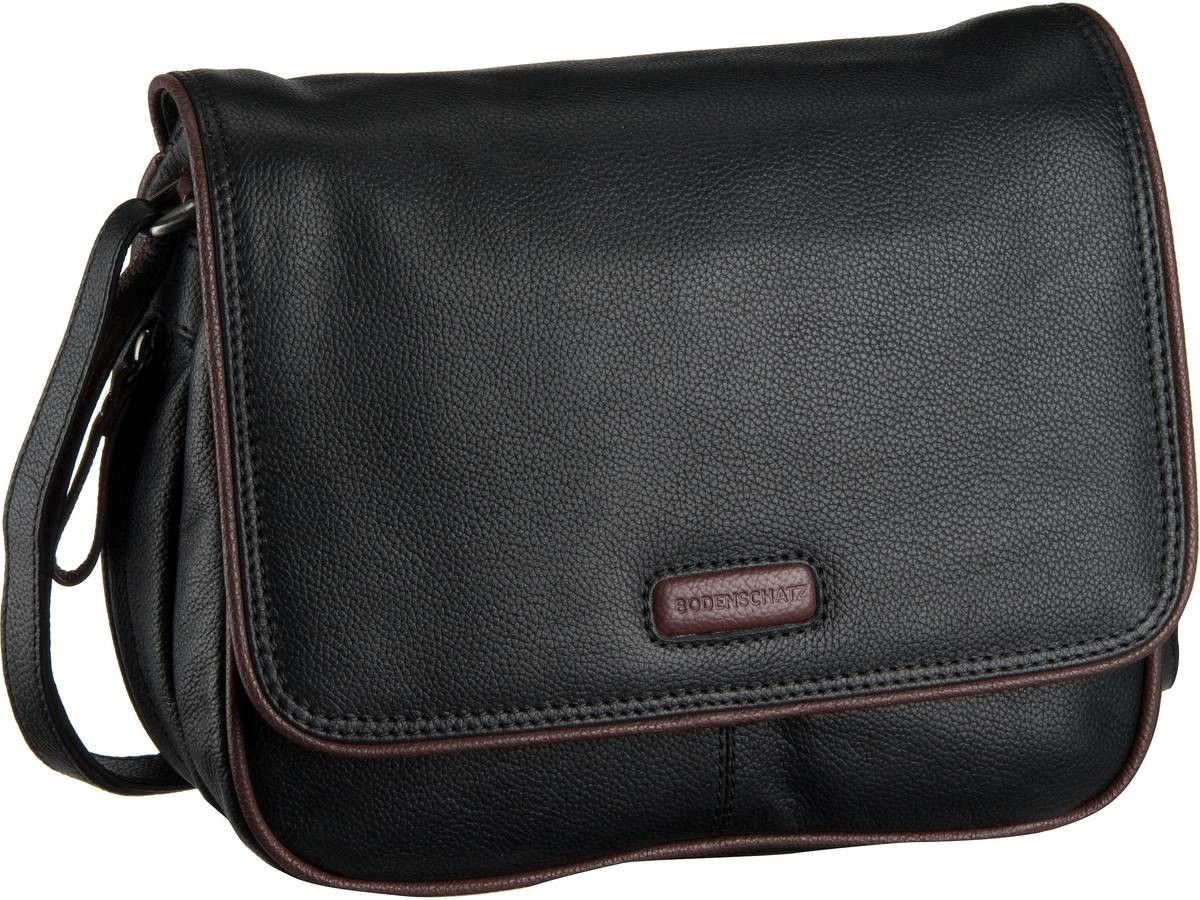 Tan Bag Black Iv Bodenschatz Flap Nappa Royal 0kwnOP