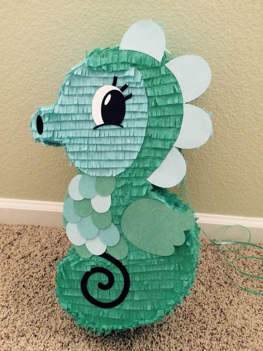 Alexa S Seahorse Pi 241 Ata For Her Under The Sea Mermaid