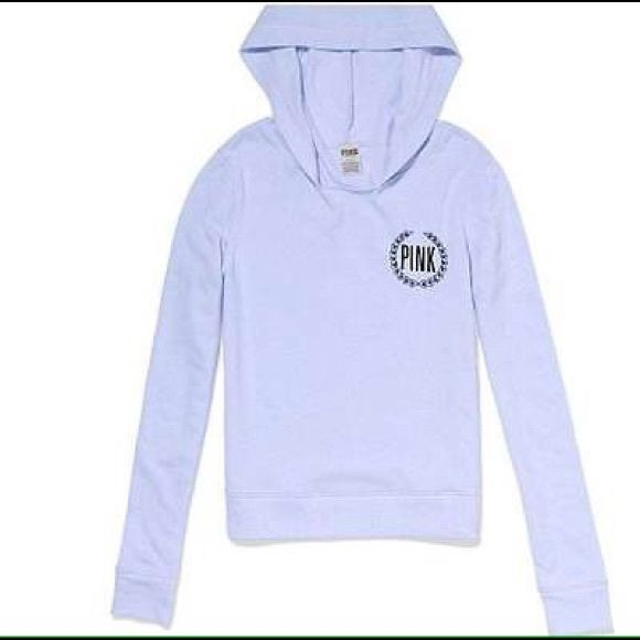 VS Pink Limited Edition Perfect Pullover Hoodie NWT | vs Pink ...