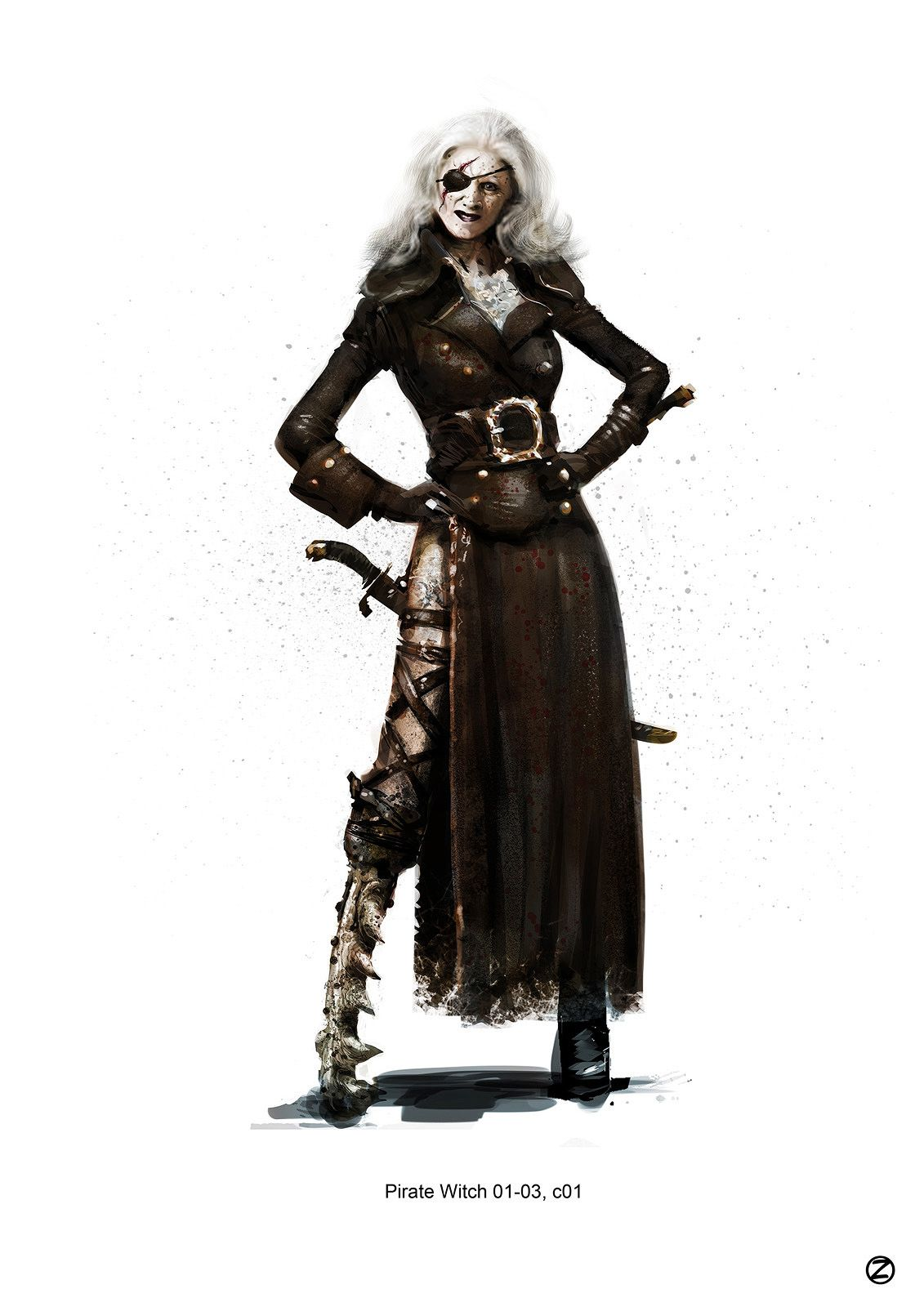Wicked Concept Art Of The Evil Witches In HANSEL | Witches ...