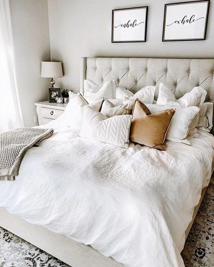 Photo of Ein romantisches Schlafzimmer schaffen: 5 Tipps, die Sie befolgen sollten   – Bedroom Decor